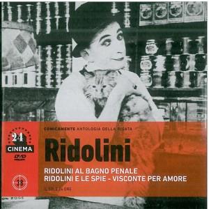 RIDOLINI - DVD - IL SOLE 24 ORE - NUMERO 38