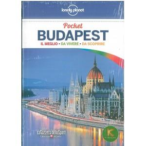 Guida Lonely Planet pocket - BUDAPEST by Gazzetta dello Sport