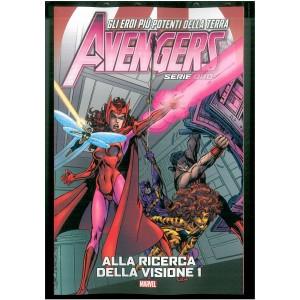 The Avengers serie Oro n.24 -Alla ricerca della visione 1 - Marvel