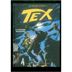 le Grandi Storie di TEX  vol.30 - La grande invasione