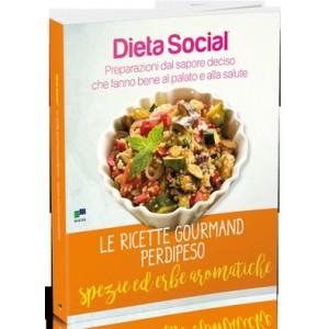 Dieta Social Ricette Gourmand Perdipeso N° 5 Spezie ed erbe aromatiche
