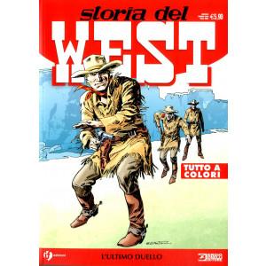 Storia Del West Ristampa - N° 15 - L'Ultimo Duello - Bonelli Editore