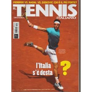 Il tennis italiano - n. 1 - dicembre 2018 - gennaio 2019 - mensile