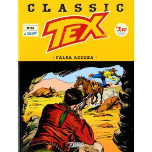 Tex Classic - N° 85 - Falsa Accusa - Bonelli Editore