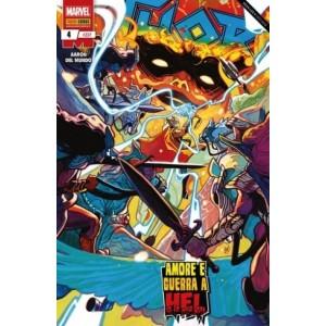 Thor Numero 4 (Amore e guerra Hel)