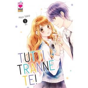 Tutti Tranne Te! (M5) - N° 2 - Tutti Tranne Te! - I Love Japan Planet Manga