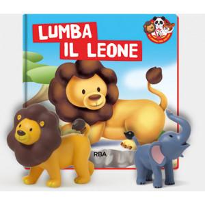 Gli animali del mio Zoo / vol. 1 Il leone + elefantino RBA Italia