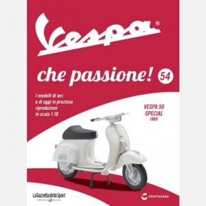 Vespa che passione! Vespa 50 Special del 1969