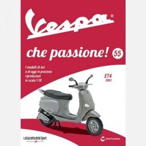 Vespa che passione! Vespa ET4 2003