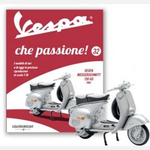 Vespa che passione! Vespa Messerschmitt 150GS