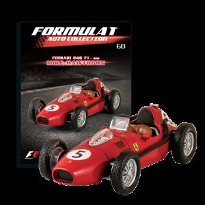 Formula 1 - Auto Collection Mike Hawthorn - Ferrari 246 F1 del 1958