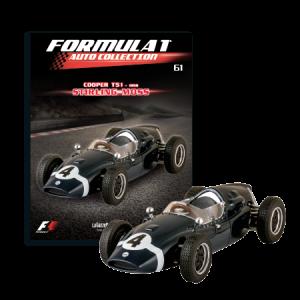 Formula 1 - Auto Collection Stirling Moss - Cooper t 51 del 1959