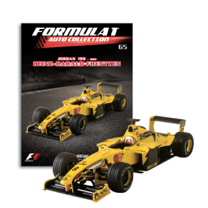 Formula 1 - Auto Collection Heinz-Harald Frentzen - Jordan 199 -1999