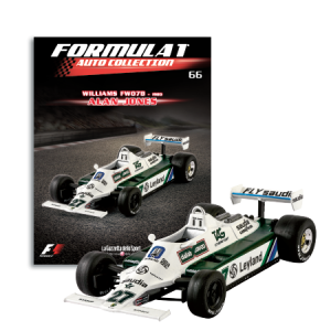 Formula 1 - Auto Collection Alan Jones -  Williams FW07B -1980