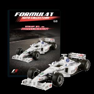 Formula 1 - Auto Collection Johnny Herbert - Stewart SF03 -1999