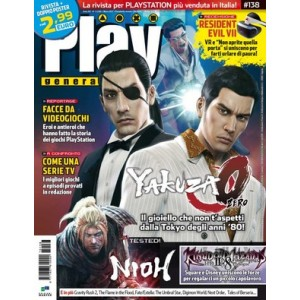 Play Generation N° 138 YAKUZA ZERO