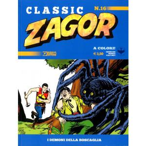Zagor Classic - N° 16 - I Demoni Della Boscaglia - Bonelli Editore
