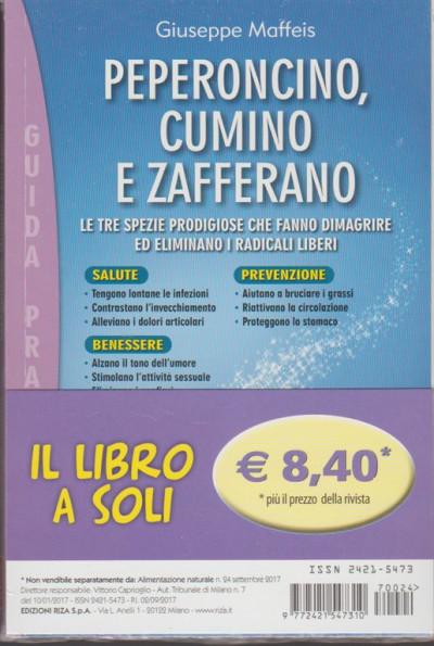 Riza Peperoncino Cumino E Zafferano Di Giuseppe Maffeis Edicola Shop