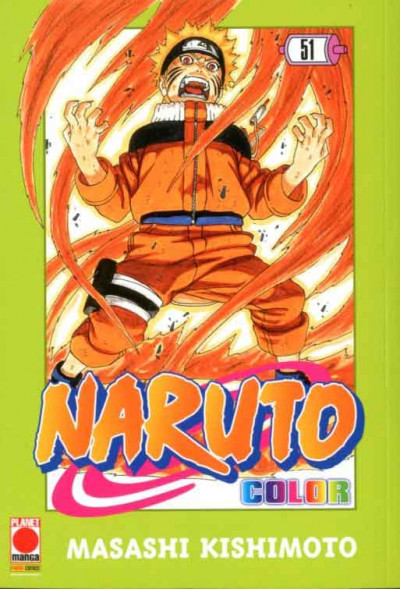 Naruto Color - N° 51 - Naruto Color - Panini Comics