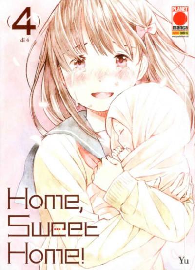 Home Sweet Home! (M4) - N° 4 - Home Sweet Home! - Kodama Panini Comics