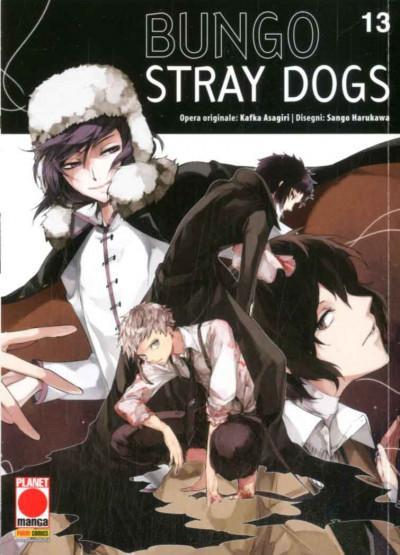 Bungo Stray Dogs - N° 13 - Bungo Stray Dogs - Manga Run Panini Comics