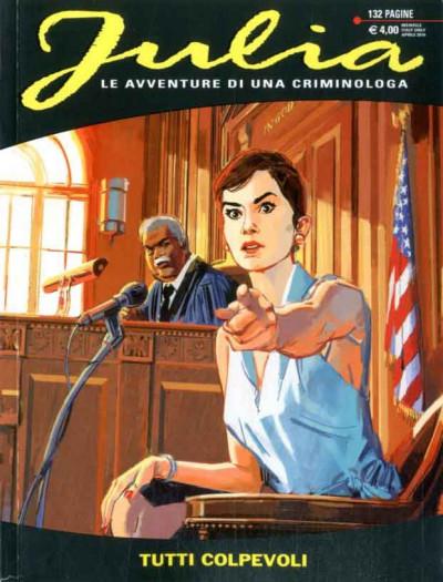 Julia - N° 247 - Tutti Colpevoli - Bonelli Editore