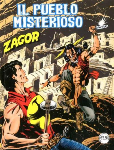 Zenith Gigante - N° 695 - Il Pueblo Misterioso - Zagor Bonelli Editore