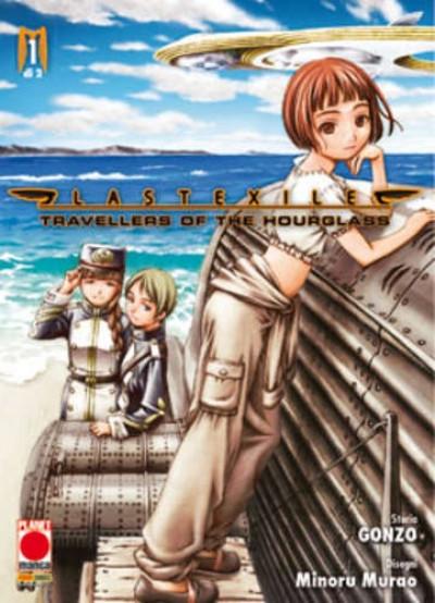 Last Exile Travellers Of The Hourglass - N° 1 - Last Exile Travellers Of The Hourglass - Manga One Planet Manga