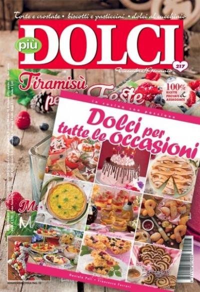 PIU' DOLCI CON VOLUMETTO N. 0217