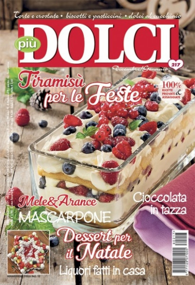 PIU' DOLCI N. 0217