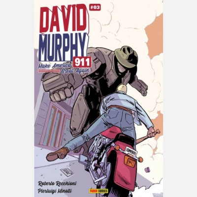 David Murphy 911 (Season 3)