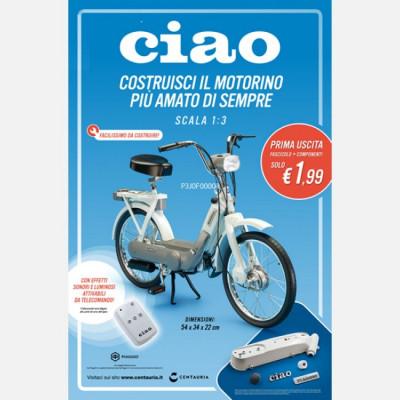 Costruisci Il Ciao Uscita Nº 1 Del 02 01 2020 Periodicità Settimanale Editore Centauria Italiano Edicola Shop