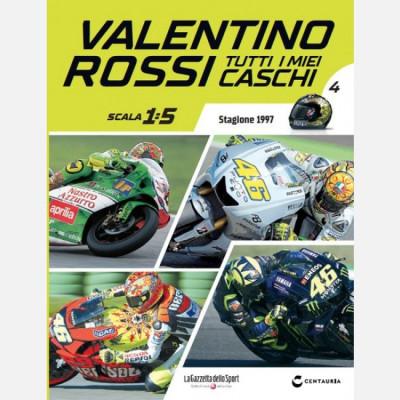 Valentino Rossi - Tutti i miei caschi