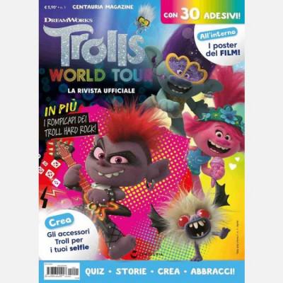 Trolls magazine - la rivista ufficiale