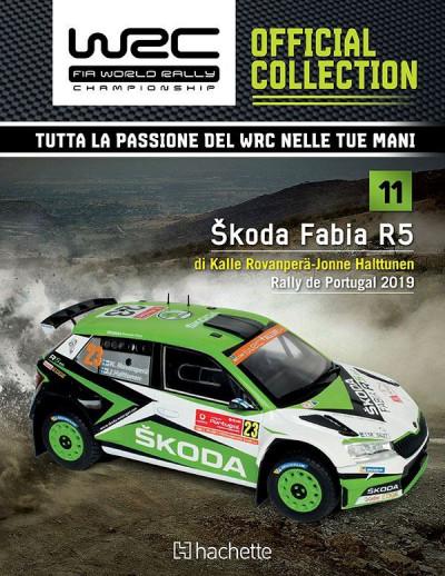 WRC uscita 11