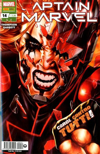 Captain Marvel - N° 14 - Captain Marvel - Panini Comics