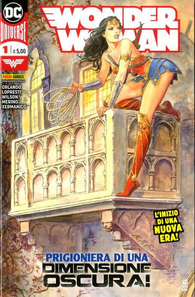 Wonder Woman - N° 1 - Wonder Woman - Panini Comics