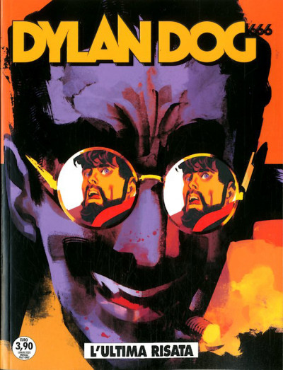 Dylan Dog - N° 406 - L'Ultima Risata - Bonelli Editore