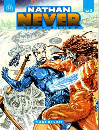 Nathan Never Deep Space (M3) - N° 1 - Yari Kiran - Bonelli Editore