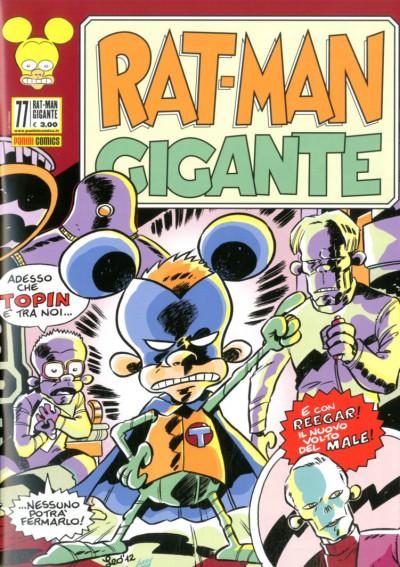 Rat-Man Gigante - N° 77 - Rat-Man Gigante - Panini Comics