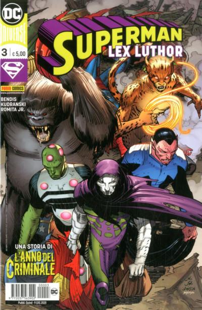Superman - N° 3 - Superman - Panini Comics