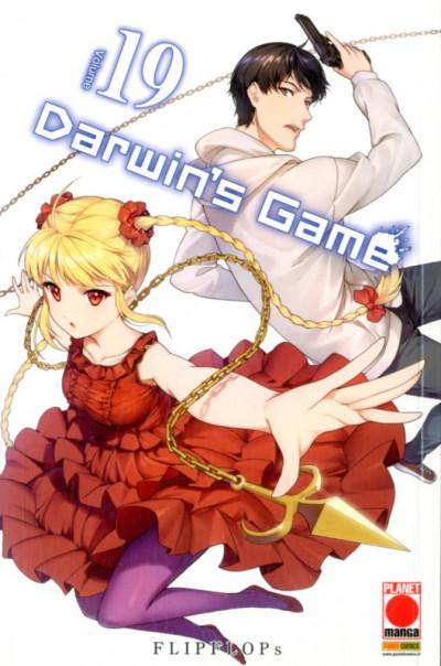 Darwin'S Game - N° 19 - Manga Extra 55 - Panini Comics