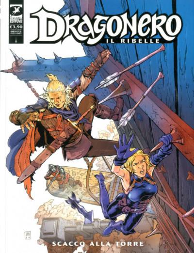 Dragonero - N° 86 - Scacco Alla Torre - Dragonero Il Ribelle Bonelli Editore