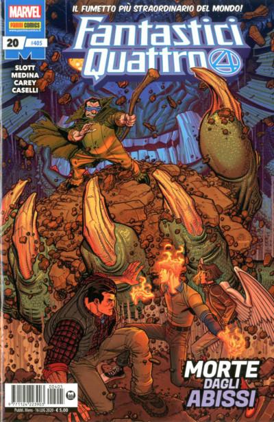 Fantastici Quattro - N° 405 - Fantastici Quattro 20 - Panini Comics