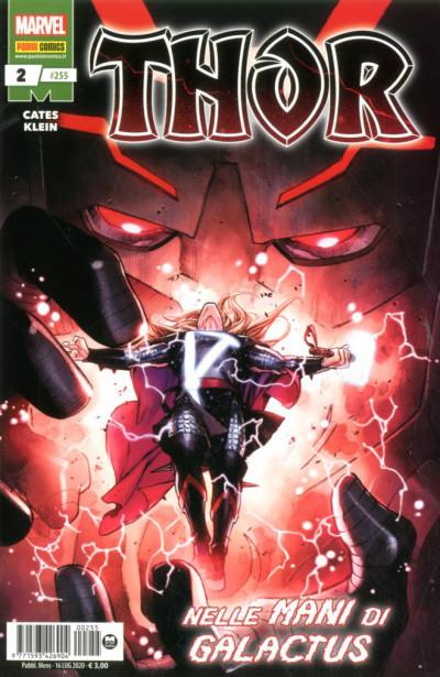 Thor - N° 255 - Thor 2 - Panini Comics