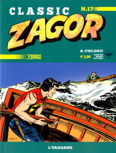Zagor Classic - N° 17 - L'Uragano - Bonelli Editore