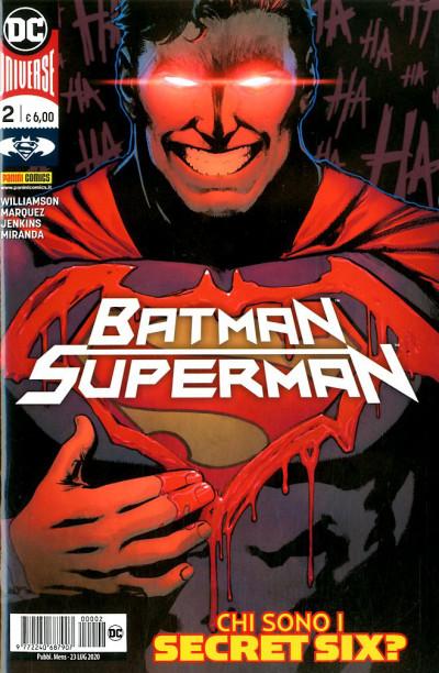 Batman/Superman - N° 2 - Batman/Superman - Panini Comics