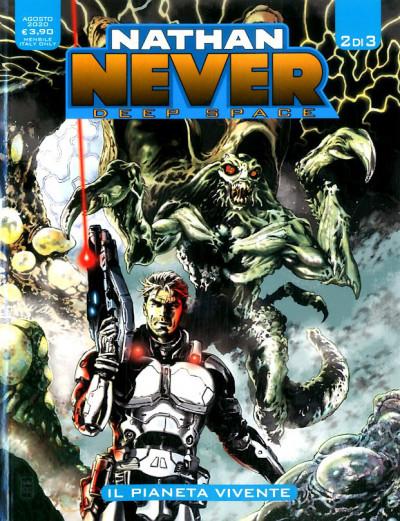 Nathan Never Deep Space (M3) - N° 2 - Il Pianeta Vivente - Bonelli Editore