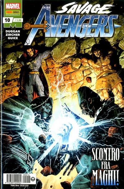 Savage Avengers - N° 10 - Savage Avengers - Panini Comics