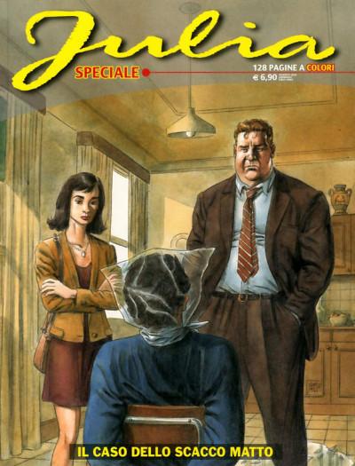 Julia Speciale - N° 6 - Il Caso Dello Scacco Matto - Bonelli Editore
